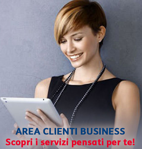 Area Clienti Business